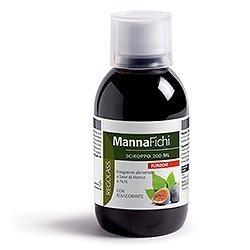 MannaFichi Junior 200 ml - Integratore per la Regolarità Intestinale dei Bambini