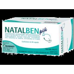 Natalben Più Gravidanza - 90 Capsule