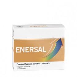 Enersal 20 Bustine - Integratore di Magnesio e Potassio