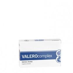 ValeroComplex 30 Compresse - Integratore a base di Valeriana ed Escolzia