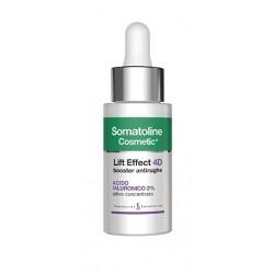 Somatoline Cosmetic Lift Effect 4D Booster Antirughe Viso 30ml
