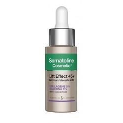 Somatoline Cosmetic Lift Effect 45+ Booster Ridensificante Viso 30ml