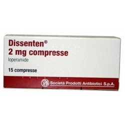 DISSENTEN* 2 mg - 15 Compresse