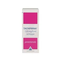 TACHIPIRINA* 120 mg/5 ml - Sciroppo 120 ml