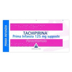TACHIPIRINA* Prima Infanzia 125 mg - 10 Supposte