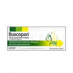 BUSCOPAN*30 Compresse Rivestite 10 mg