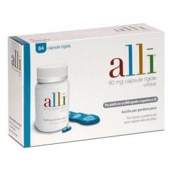 ALLI*84 cps 60 mg