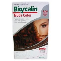 Bioscalin Nutri Color 4.64 CASTANO MOGANO RAME colorazione permanente pelle sensibile
