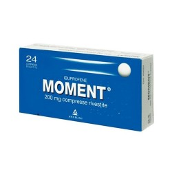 MOMENT*24 Compresse Rivestite 200 mg