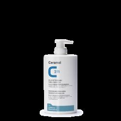 Ceramol 311 olio detergente viso corpo per pelle secca sensibile 400 ml