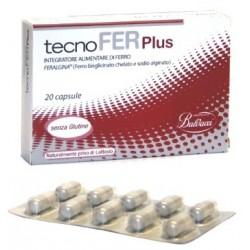 Tecnofer Plus integratore di ferro a base di Feralgina 20 capsule
