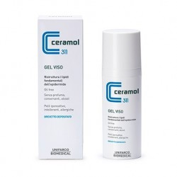 Ceramol Gel Viso 311 - 50ml