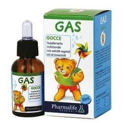GAS Bimbi gocce vegetali per le coliche dei bambini 30 ml