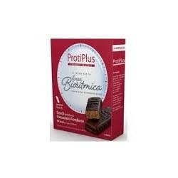Protiplus Barretta Cioccolato Fondente - Barretta Iperproteica Dieta Bioritmica