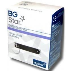 Bgstar Mystar Extra 25 Strisce Reattive Glicemia
