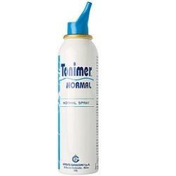 Tonimer Lab soluzione isotonica getto normale per igiene nasale 125 ml