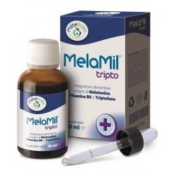 Humana Melamil Tripto integratore per l'insonnia 30 ml
