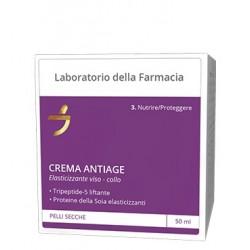 Crema Antiage Elasticizzante Viso-Collo alle Proteine della Soia 25 ml