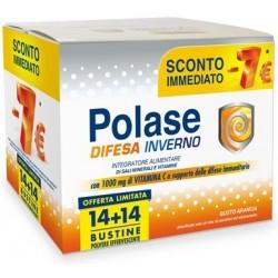 Polase Difesa Inverno - Integratore Alimentare Immunostimolante 14+14 Bustine