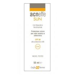 Acneffe Sun protezione solare SPF 30 per pelle acneica 50 ml