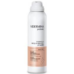 Vidermina Prebiotic Mousse Detergente per Igiene Intima 50ml