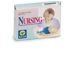 Nursing 0,5 g integratore per produzione di latte materno 75 tavolette