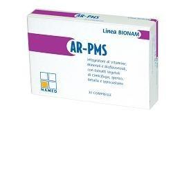 Bionam AR PMS integratore per sindrome premestruale 30 compresse