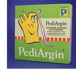 PediArgin integratore ricostituente per bambini debilitati 10 flaconcini