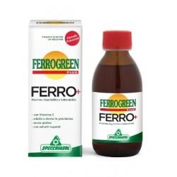 Ferrogreen Plus Ferro+ integratore a base di ferro al gusto di frutta 170 ml