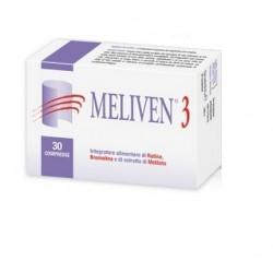 Meliven 3 - Integratore per il microcircolo venoso 30 compresse