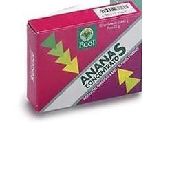 Ananas concentrato digestivo, drenante e antinfiammatorio 50 tavolette
