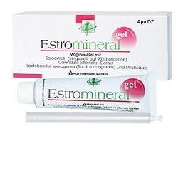 Estromineral Gel vaginale idratante e lubrificante per secchezza 30 ml