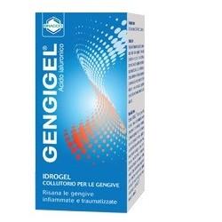 Gengigel Idrogel collutorio idratante per gengive infiammate 150 ml