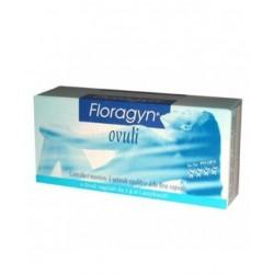 Floragyn Ovuli - 6 Ovuli Vaginali Riequilibranti A Base Di Lattobacilli Lisati da 12g