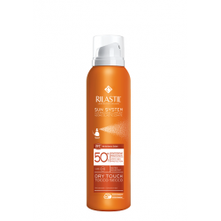 Rilastil Sun System Dry Touch SPF50+ - Spray Ultraleggero Tocco Asciutto 200ml