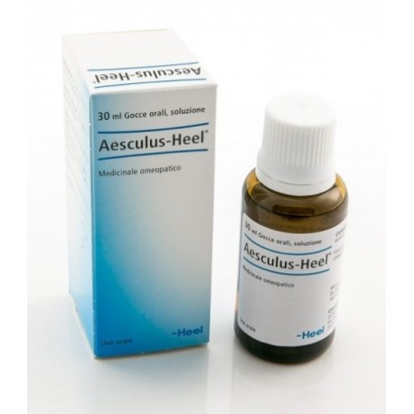 Heel Aesculus gocce omeopatiche 30 ml