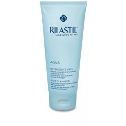 Rilastil Aqua Detergente Viso Idratante con Acido Ialuronico 200 ml SPECIAL PROMO
