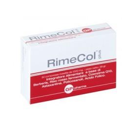 Rimecol Plus 30 Compresse - Integratore di Riso Rosso per il Colesterolo