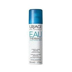 Uriage Eau Thermale 50ml - Acqua Termale Spray Viso e Corpo