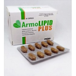 Armolipid Plus 60 Compresse - Prodotto Italiano
