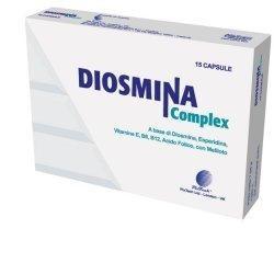 Diosmina Complex integratore drenante e per microcircolo 15 perle