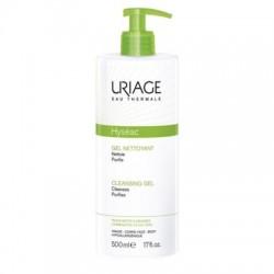Uriage Hyseac Gel Detergente Purificante Viso e Corpo per Pelle Grassa 500ml