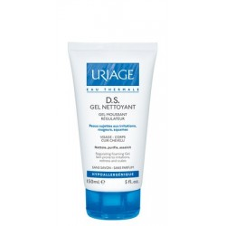 Uriage DS Gel Detergente Regolatore per Pelle Irritata 150ml