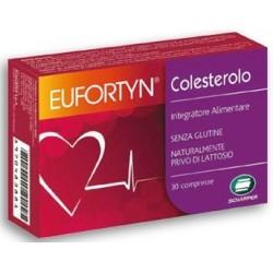 Eufortyn Colesterolo 30 Compresse - Integratore per il Colesterolo