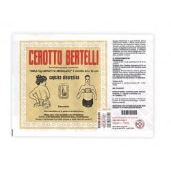 Cerotto Bertelli medio 16 cm x 12 cm