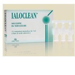 Ialoclean Soluzione per aerosol contro infiammazioni 15 flaconcini 2 ml