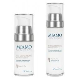 Miamo Rughe Profonde - Gf5-glutathione Rejuvenating Serum + Retinol Cream 1%