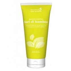 Bagno-Doccia ai Fiori di Bamboo - Detergente Corpo Pelli Sensibili 200 ml