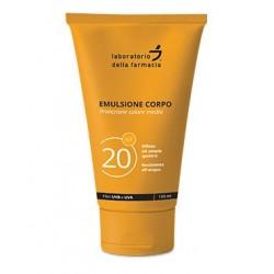 Emulsione Corpo Protezione Solare SPF 20 150 ml
