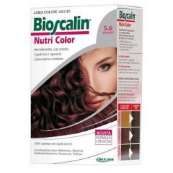 Bioscalin Nutri Color 5.6 MOGANO colorazione permanente pelle sensibile